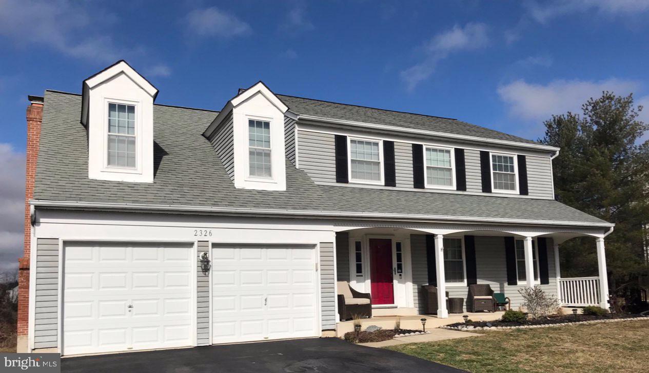 Single Family Home for Sale at 2326 Putnam Lane 2326 Putnam Lane Crofton, Maryland 21114 United States