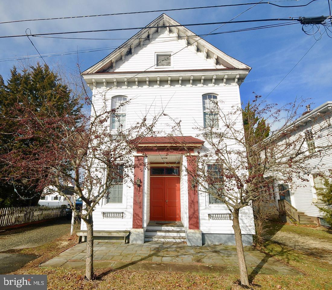 Single Family Homes pour l Vente à Mauricetown, New Jersey 08329 États-Unis