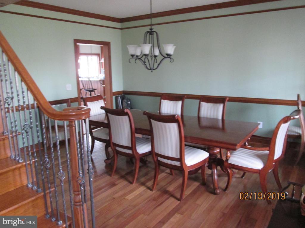 Separate Dinning Room - 12605 CRAWFISH HOLLOW  CT., MANASSAS