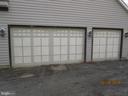 Upgraded Garage Doors - 12605 CRAWFISH HOLLOW  CT., MANASSAS