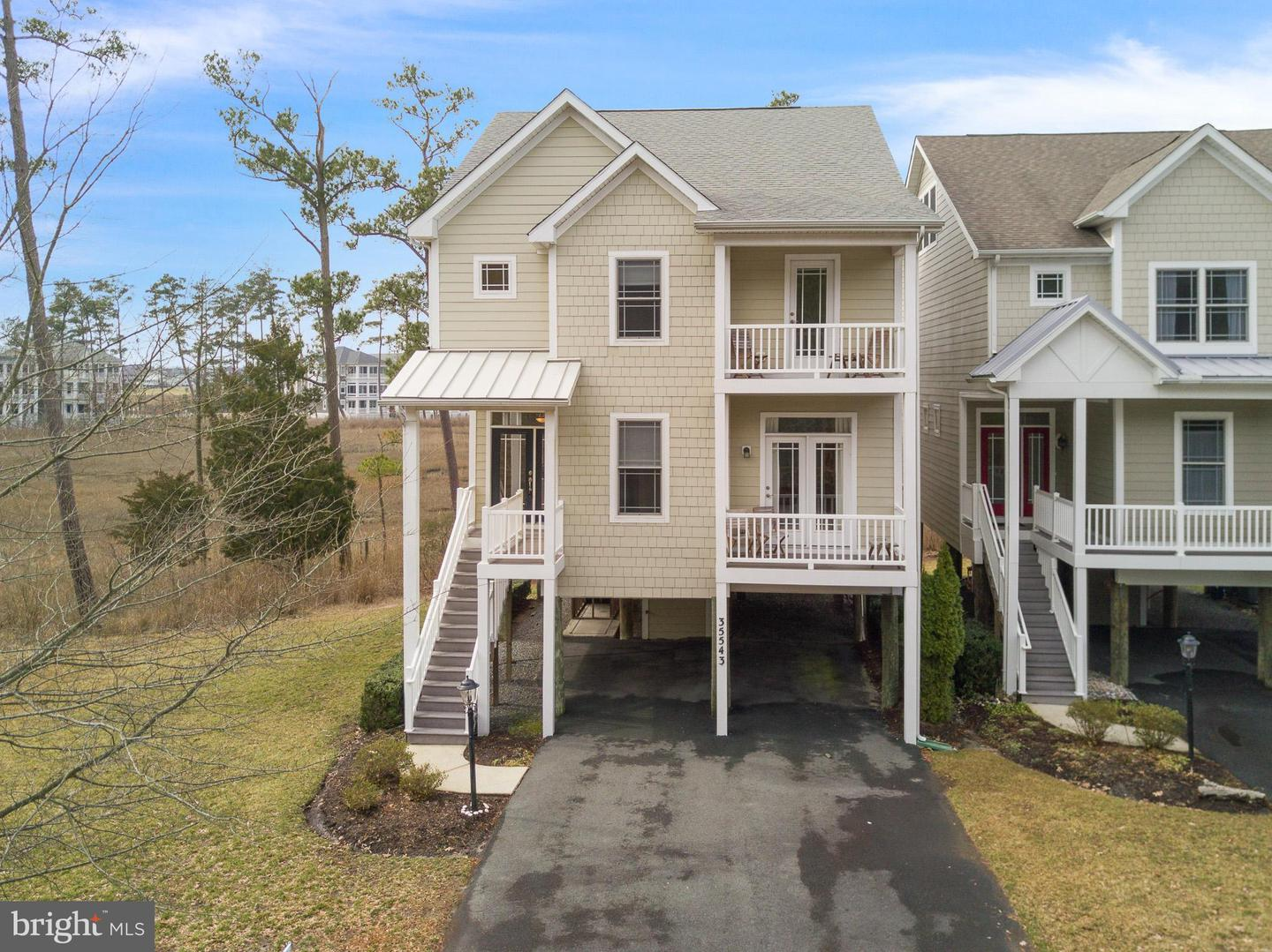 Single Family Home for Sale at Dagsboro, Delaware 19939 United States