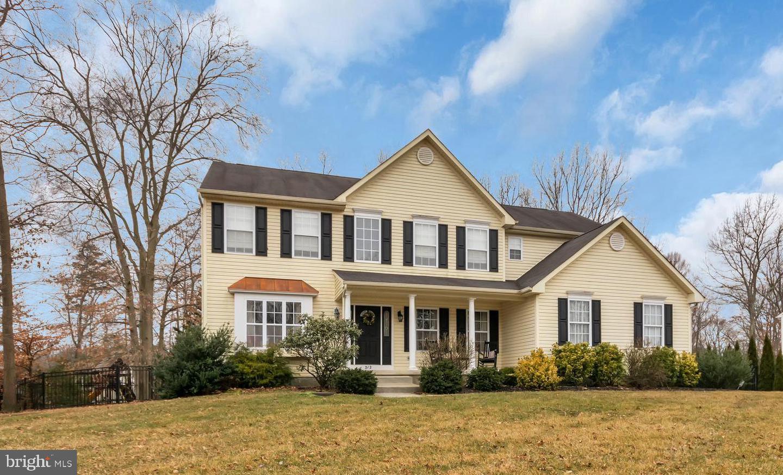Maison unifamiliale pour l Vente à 212 GRINDSTONE Court Monroeville, New Jersey 08343 États-Unis