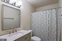 Full bath - 3860 WERTZ DR, WOODBRIDGE