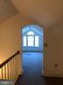 Attic stairs & bonus room - 1919 CASTLEMAN RD, BERRYVILLE