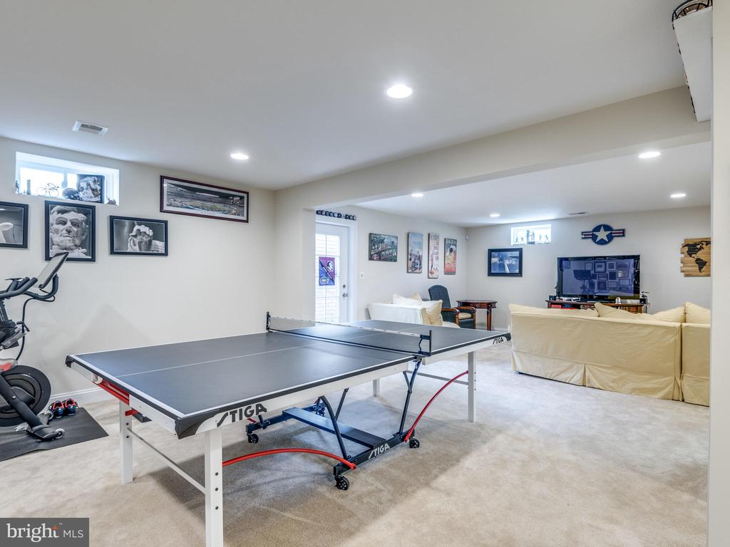 Even more space in the basement! - 624 SPRING ST, HERNDON