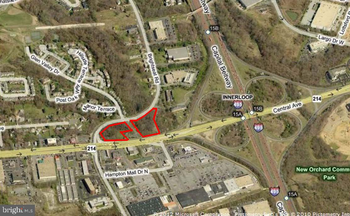 Land for Sale at Landover, Maryland 20785 United States