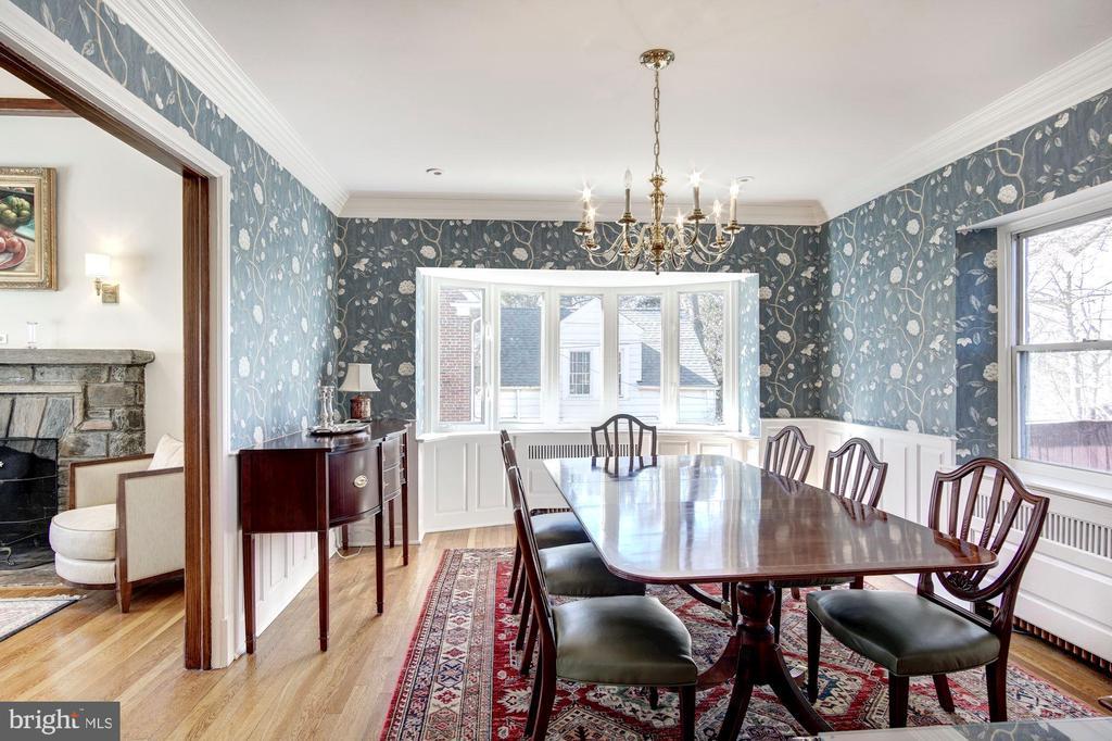 Formal Dining Room - 1373 LOCUST RD NW, WASHINGTON