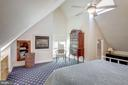 Master Suite with Vaulted Ceiling - 1373 LOCUST RD NW, WASHINGTON