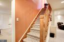 Finished Basement - 1373 LOCUST RD NW, WASHINGTON