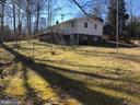 Backyard view - 127 ROCK HILL CHURCH RD, STAFFORD