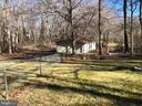 View from deck - 127 ROCK HILL CHURCH RD, STAFFORD