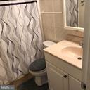 Full bath room - 127 ROCK HILL CHURCH RD, STAFFORD