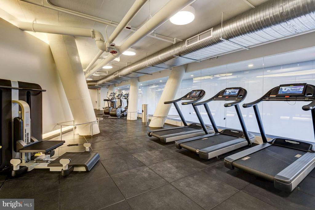 Community Fitness Center - 1111 24TH NW #PH105, WASHINGTON