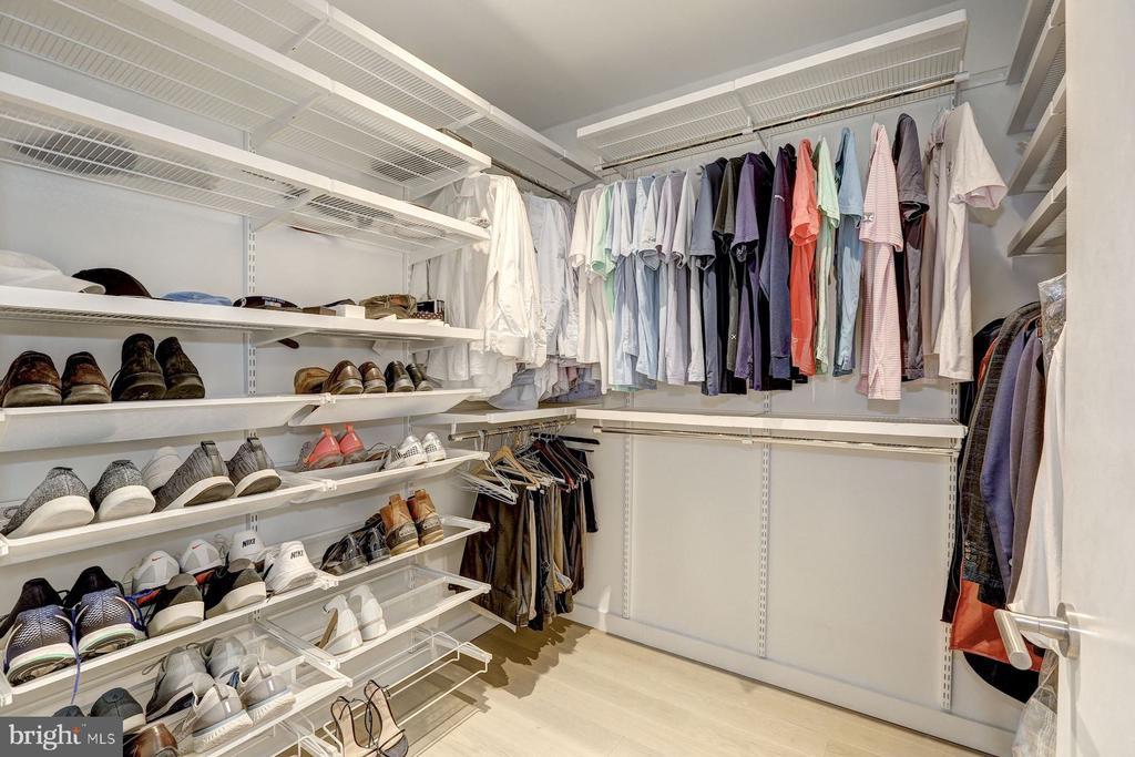 Walk in Closet - 1111 24TH NW #PH105, WASHINGTON