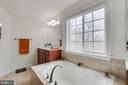 Saoking tub - 12 DINAS WAY, STAFFORD