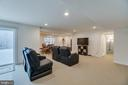 Basement with  level walk out - 12 DINAS WAY, STAFFORD