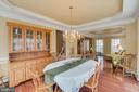 Formal Dining - 12 DINAS WAY, STAFFORD