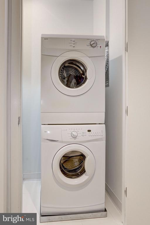 In Unit Washer/Dryer - 1111 24TH ST NW #PH105, WASHINGTON