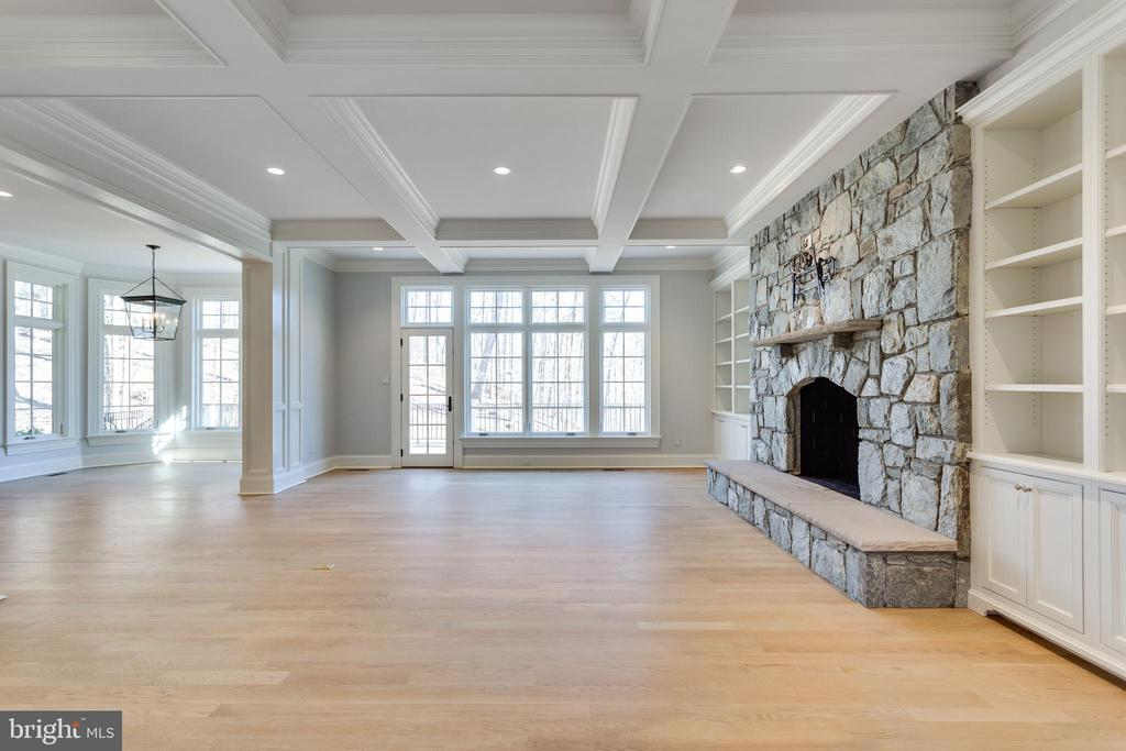 Family Room - 6707 WEMBERLY WAY, MCLEAN