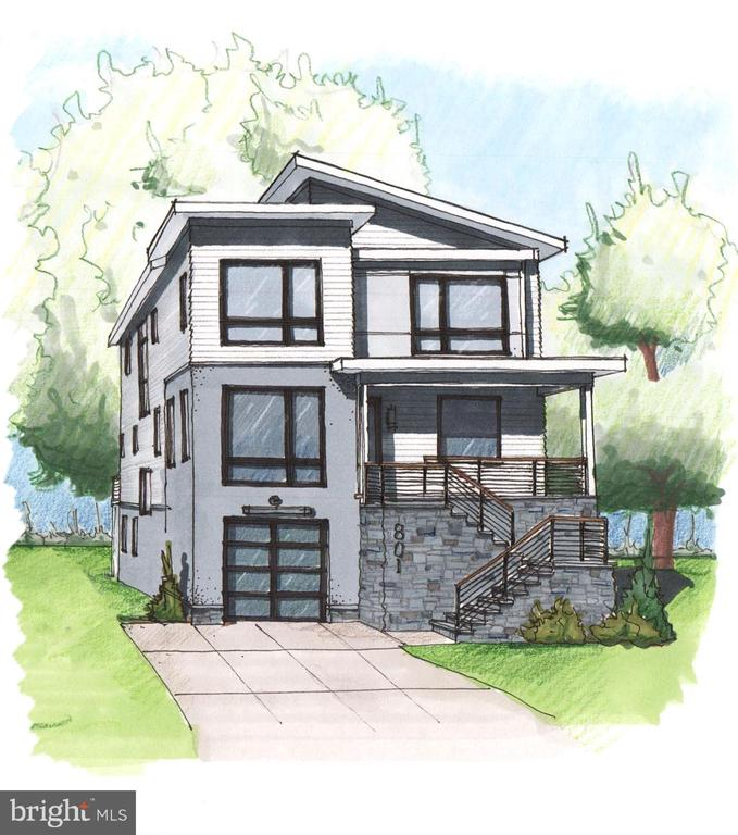 801 N. Daniel Street - 805 N DANIEL ST, ARLINGTON