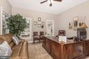 Study/Office room.. can also be 6th Bedroom! - 42617 NICKELINE PL, CHANTILLY
