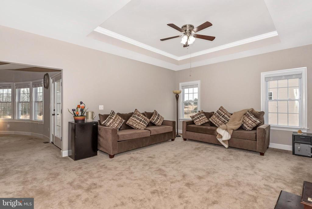 Extra~room inside Master BR... Exercise or Office! - 42617 NICKELINE PL, CHANTILLY
