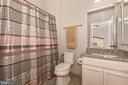 2nd Bath with Tub! - 42617 NICKELINE PL, CHANTILLY
