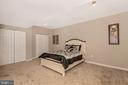 Lower level Den 2 or optional Exercise/Game room! - 42617 NICKELINE PL, CHANTILLY