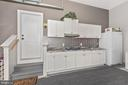 2nd Kitchen for spice cooking.. smell it out! - 42617 NICKELINE PL, CHANTILLY