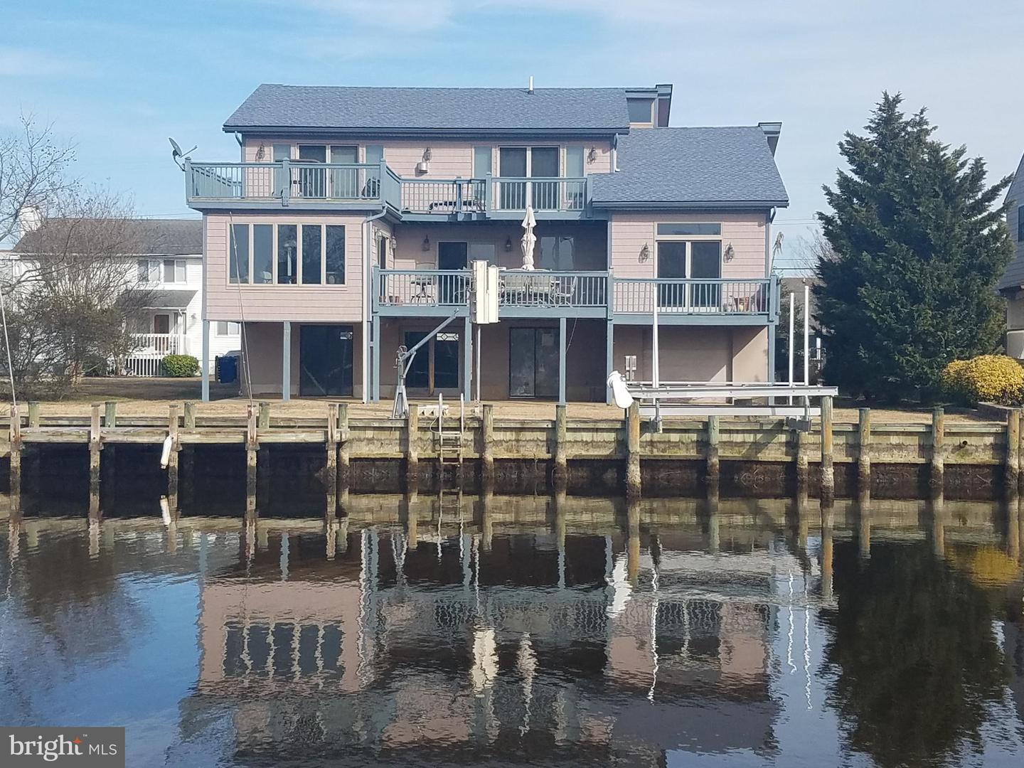 Single Family Home for Sale at South Bethany, Delaware 19930 United States