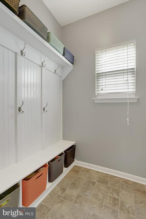 Mud room/drop zone - 2335 SWIFTWATER DR, HANOVER