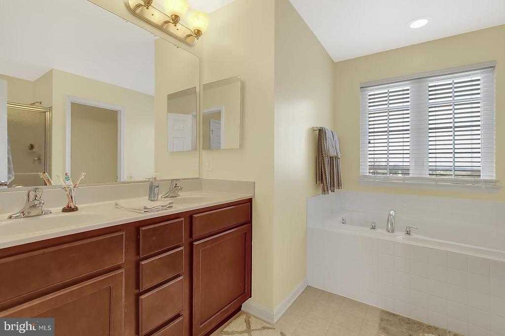Bath (Master) - 2335 SWIFTWATER DR, HANOVER