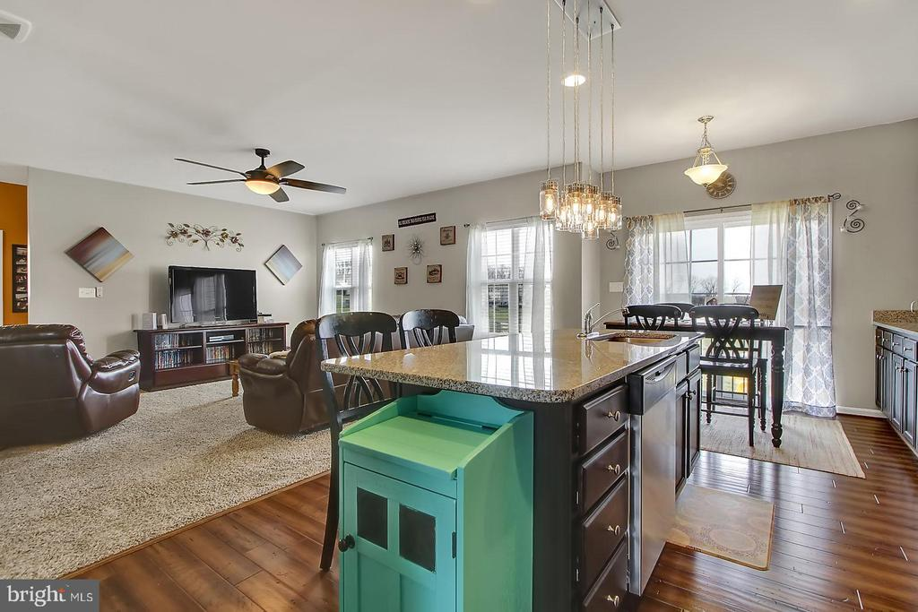 Great room - 2335 SWIFTWATER DR, HANOVER