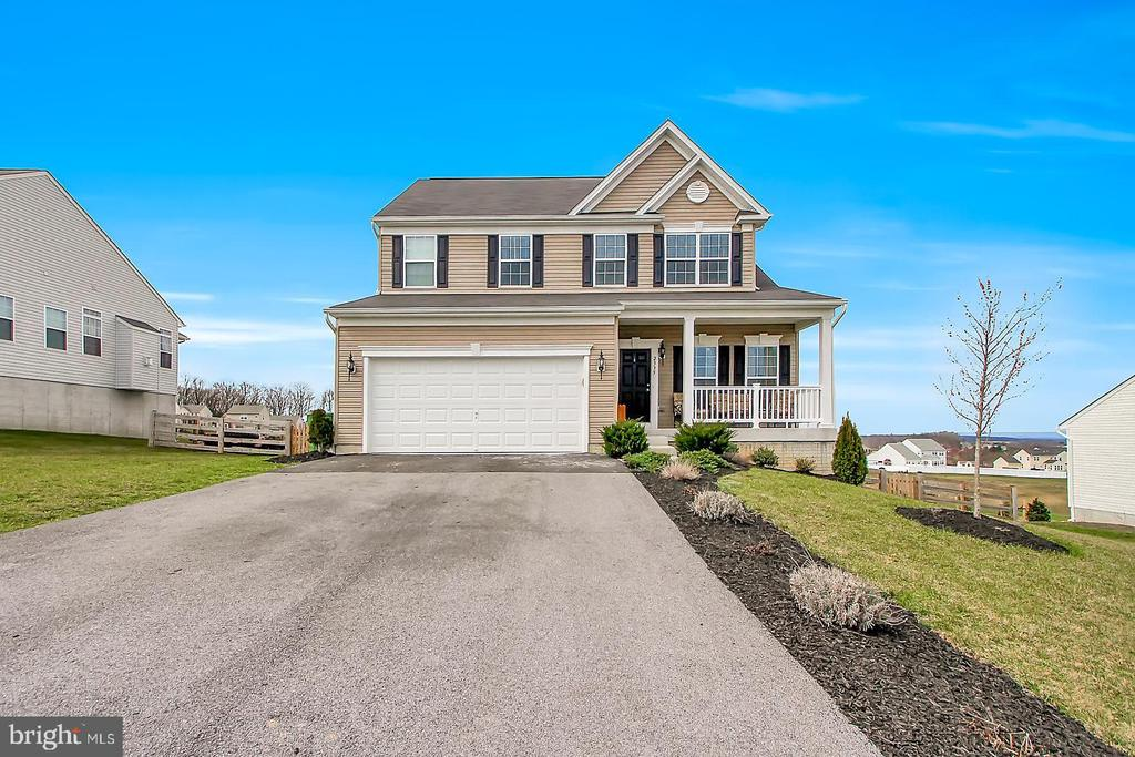 Exterior (Front) - 2335 SWIFTWATER DR, HANOVER