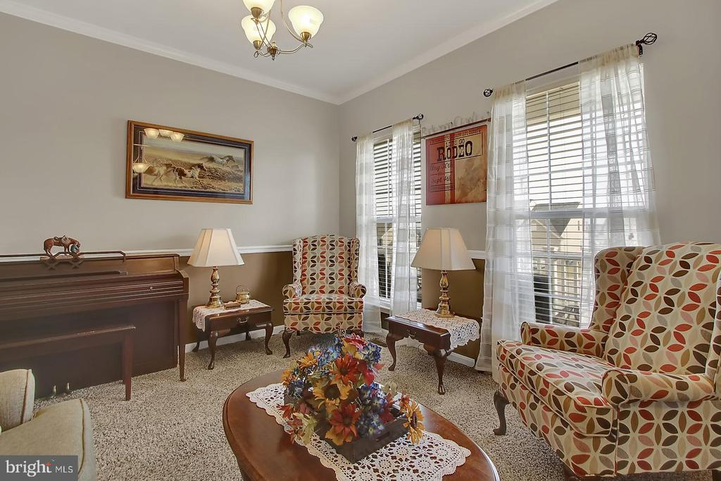 currently used as formal Living room - 2335 SWIFTWATER DR, HANOVER