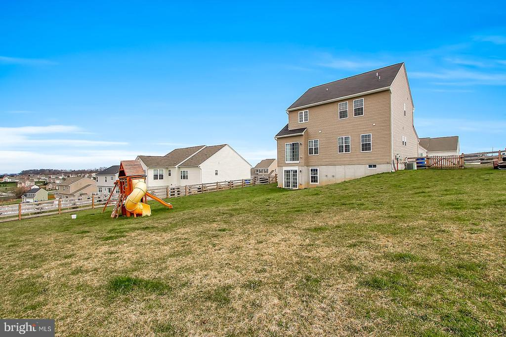 Exterior (Rear) - 2335 SWIFTWATER DR, HANOVER