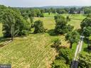 Large field to left looking out from dining room - 37354 JOHN MOSBY HWY, MIDDLEBURG