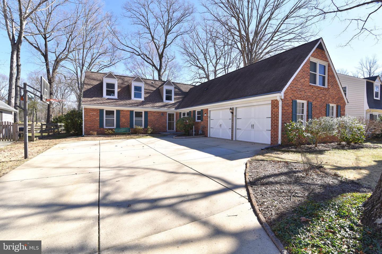 Single Family Home for Sale at 1534 Elwyn Avenue 1534 Elwyn Avenue Crofton, Maryland 21114 United States