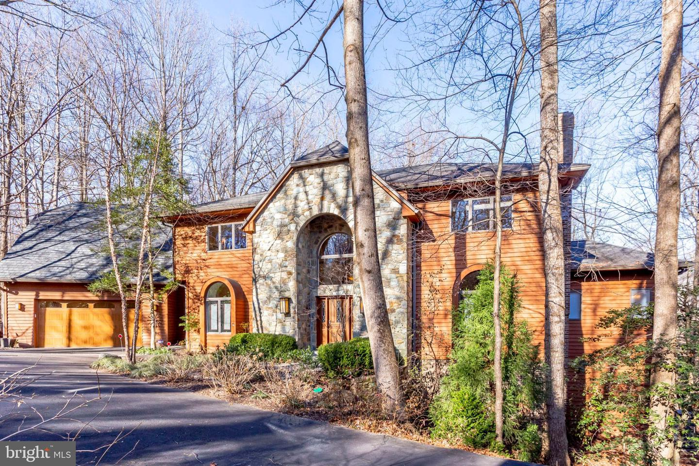 Single Family for Sale at 11298 Spyglass Cove Lane Reston, Virginia 20191 United States