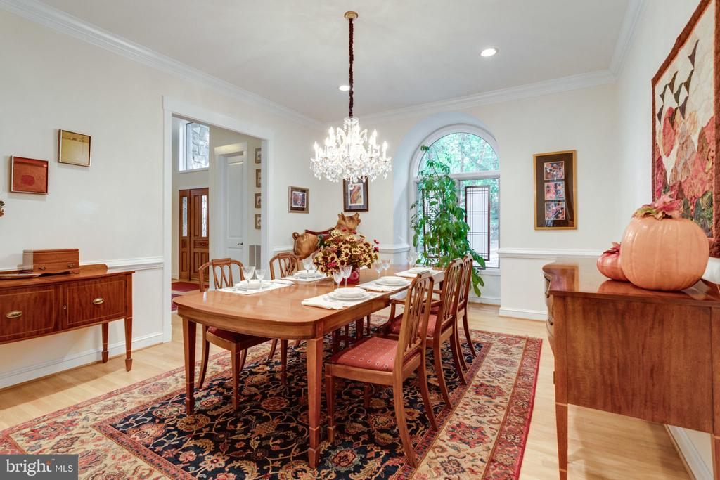 Separate Formal Dining Room - 11298 SPYGLASS COVE LANE, RESTON