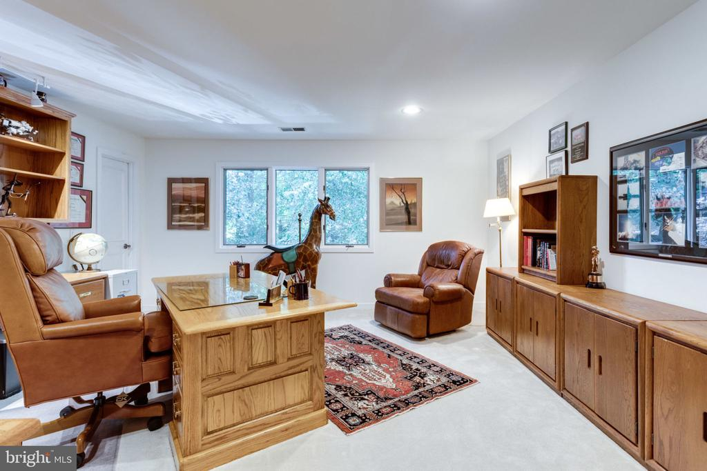 2nd Level Bedroom or Office - 11298 SPYGLASS COVE LANE, RESTON