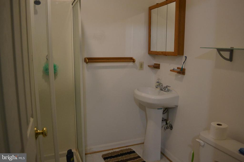 Lower Level  Full Bath - 2512 LITTLE VISTA TER, OLNEY