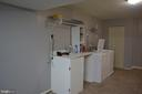 Lower Level Laundry Area - 2512 LITTLE VISTA TER, OLNEY