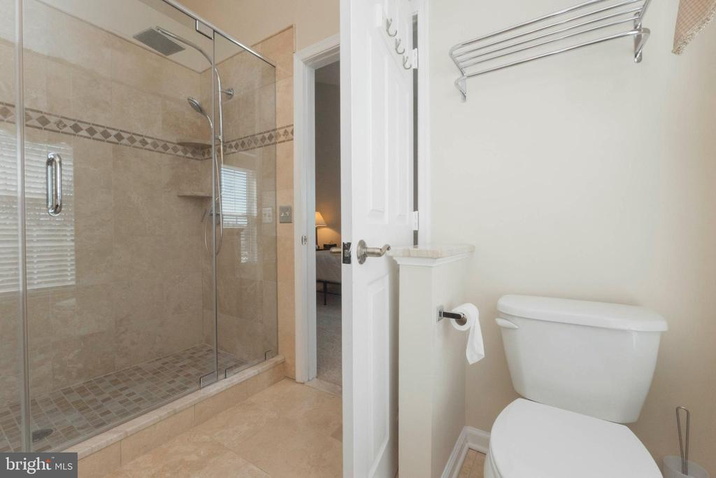 Custom master bath with double head shower for two - 46675 ASHMERE SQ, STERLING