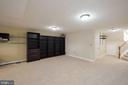 Rec room book cases convey - 46675 ASHMERE SQ, STERLING