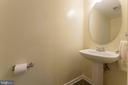 half bath lower level - 46675 ASHMERE SQ, STERLING