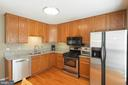 Stainless appliances - 46675 ASHMERE SQ, STERLING
