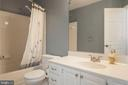 Hall bath - 46675 ASHMERE SQ, STERLING