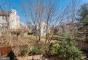 Rear fenced yard - 46675 ASHMERE SQ, STERLING