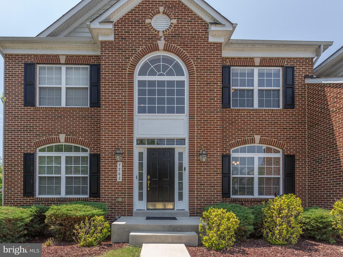 Single Family for Sale at 7203 China Doll Ct Brandywine, Maryland 20613 United States